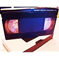 Scotch Head VHS Cleaner Dry