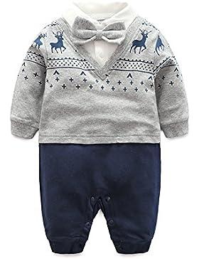 Fairy Baby baby erstausstattung kleidung langarm body junge strampler winter outfit einteiler