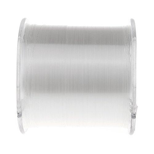 vycloud (TM) 100% Nylon lignes de pêche 500m 0,32mm Super Résistant Transparent Multifilament Carpe Daiwa lignes de pêche une de pesca