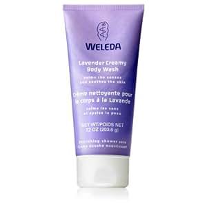 Weleda Lavendel Entspannungsdusche, 1er Pack (1 x 200 ml)