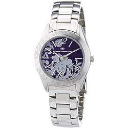 TOM TAILOR Damen-Armbanduhr XS Analog Edelstahl 5406502