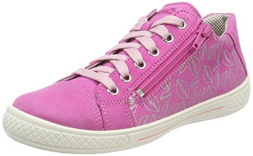 Superfit Mädchen Tensy Sneaker, Pink (Pink Kombi), 30 EU