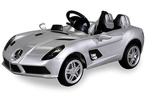 Actionbikes Motors Kinder Elektroauto Mercedes Lizenziert McLaren Stirling Moss Kinder Elektro Auto Kinderauto Kinderfahrzeug Spielzeug für Kinder*