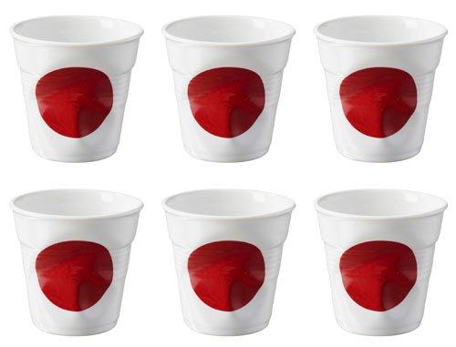 REVOL Japon Tasses Expresso Lot (6 pièces)