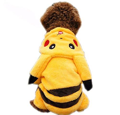 Extravagantes Haustierkostüm Pikachu (Extravagante Kostüm)