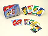 Licensed Uno - Simpsons Springfield