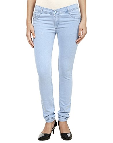 Ico Blue Stor Casual Denim For Women Jeans (28