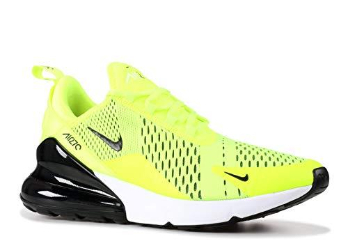 Sneaker Nike NIKE Air MAX 270 Volt/Black-Dark Grey-White - Número - 42.5