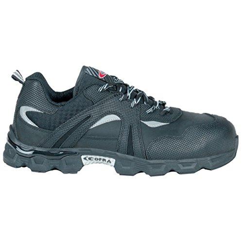 Cofra JE017–000.w40Snowboard S3SRC–zapatos de seguridad talla 40NEGRO