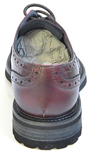 drudd , Chaussures de ville à lacets pour homme Noir