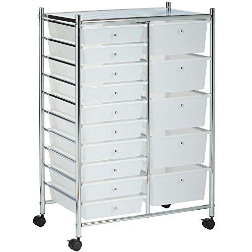vonhaus-15-drawer-storage-trolley-home-office-supplies-or-make-up-beauty-accessories-white