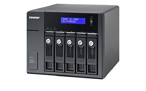 QNAP UX-500P 5 Bay Desktop NAS Erweiterungsgehäuse