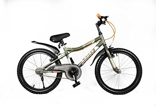 Kross Extreme S/S 20 Green   Orange 401830 Recreation Cycle  Green