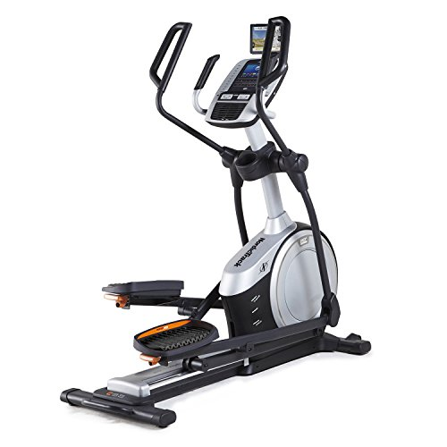 Nordictrack Unisex's C9.5 Elliptical Bike, Black, One Size