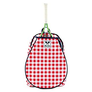 Ame & Lulu Little Love Tennis Backpack Cherry Patch