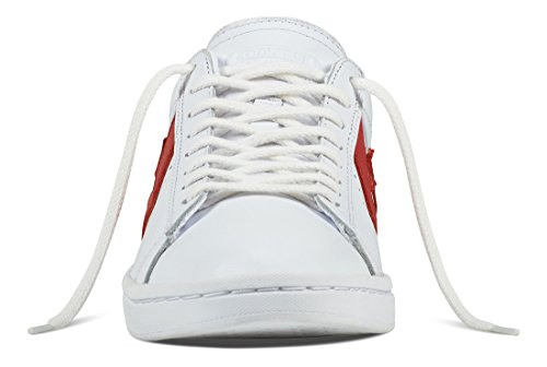 Converse Damen Pl Lp Sneaker Weiß (White/Casino/White)