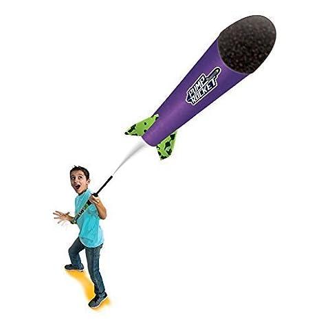 Geospace Bungee Blast Jr. Foam Pump Rocket Toy With Ez-Pull