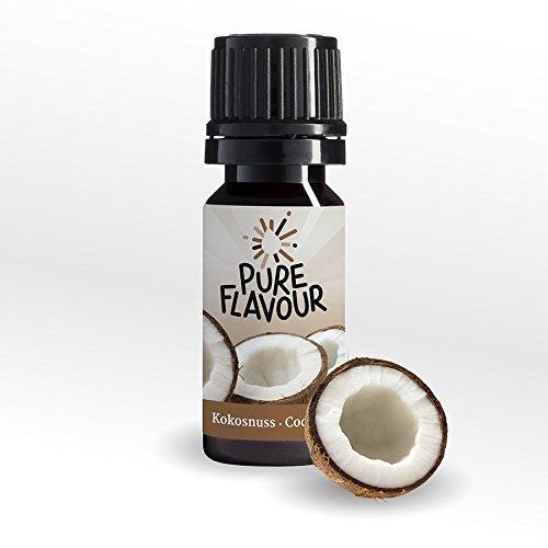 Vanille Pur Gesund (Pure Flavour - hochwertiges Lebensmittelaroma Kokosnuss (10 ml))