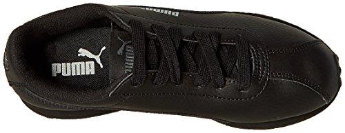 Puma Turin, Sneakers Basses Mixte Adulte Noir (Black-black)