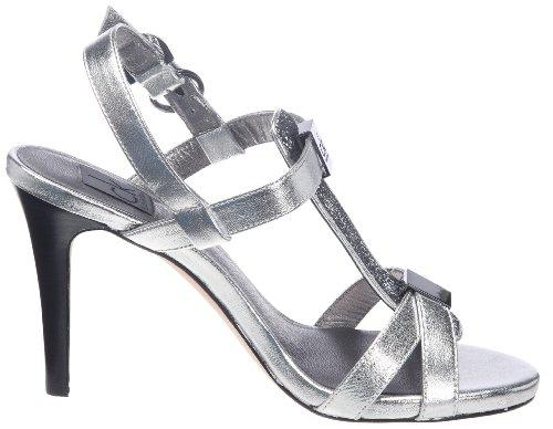 Calvin Klein-daphne Sandales Pour Femmes Argent (argent)