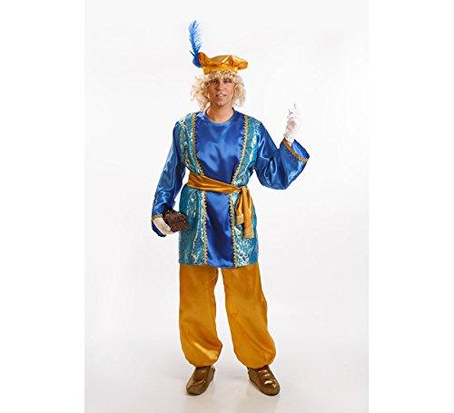 Imagen de disfraz de paje del rey melchor para hombre