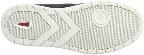 Hummel Unisex Adulto Hml Stadil Inverno Alta Alta Sneaker Blu (eclissi Totale)