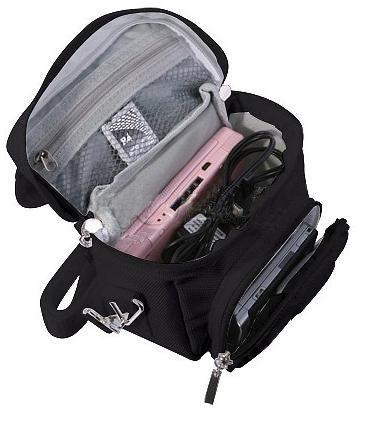 Nintendo ® DS TRAVEL BAG para Consola Juegos y Accessarios (adapta TO