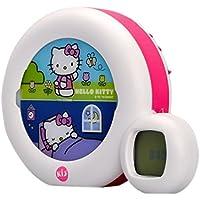 Hello Kitty claessen' S Kid Moon Clock Educatifs for Girls