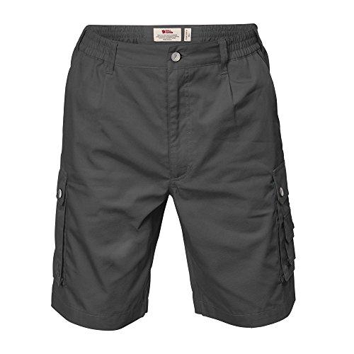 FJÄLLRÄVEN Herren Sambava Shade Shorts, Dark Grey, 44