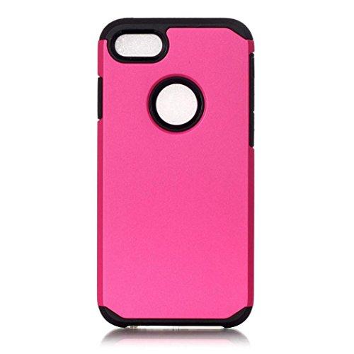 Koly De alta calidad PC + TPU caso de la cubierta de piel para el iPhone 7 de 4.7 pulgadas,caliente