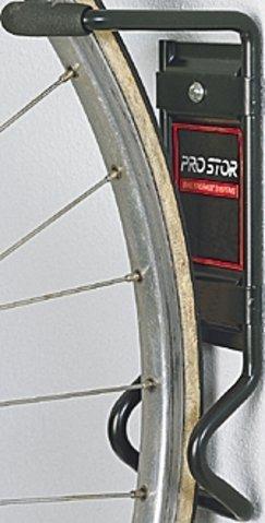 Pro Stor Fahrrad-Wandhalterung Solo I schwarz (Wall Rack-fahrrad)