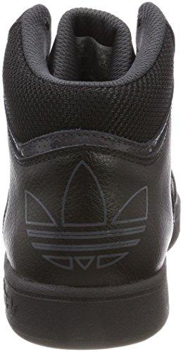 adidas Varial Mid, Scarpe da Skateboard Uomo Nero (Cblack/Dgsogr/Cblack)