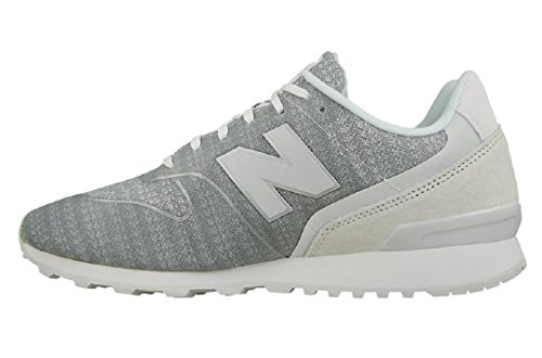 New Balance Wr996, Sneaker Donna Argento (Silver)
