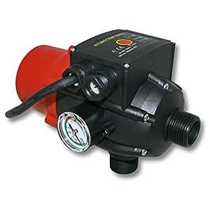 Commande de pompe Pressostat Installation domestique TPC13 Prise Schuk