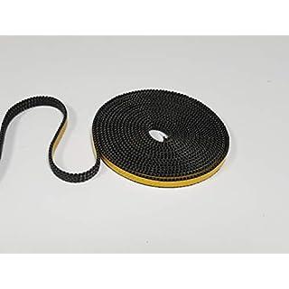 Dichtschnur Dichtband schwarz 8x3mm selbstklebend Ofendichtung