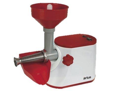 Spremipomodori Elettrico Artus potenza 250-1500 Watt, fino a 80 kg./ora,