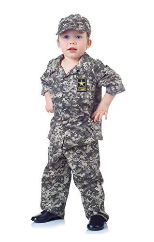 Horror-Shop U.S. Army Kleinkinder Kostüm ()