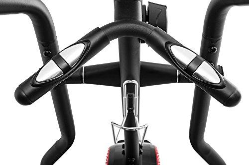 Crosstrainer HS-070C Buzz schwarz/grau von Bild 6*