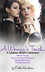 A Woman's Touch: A Lesbian BDSM Collection