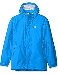 Helly Hansen JR Loke Packable Jacket - Chaqueta para niño, color azul, talla 16