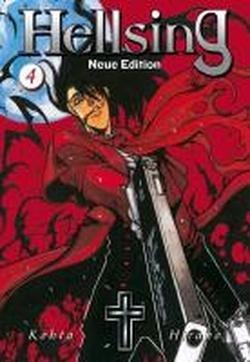 Hellsing 4 (Neue Edition)