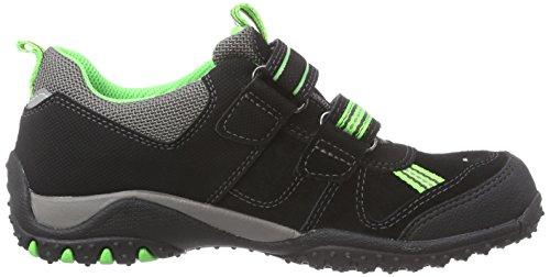 Superfit SPORT4 500225  Jungen Sneakers Schwarz (SCHWARZ KOMBI 02)
