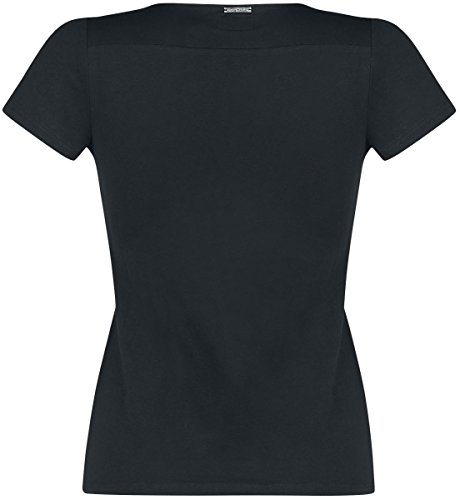 Vive Maria In Love Shirt Maglia donna nero Nero