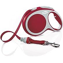 Flexi E-00430 01 Vario Cinta M Rojo, 5 m