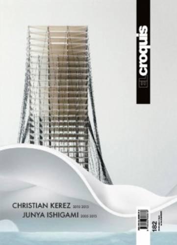 El Croquis 182 - Christian Kerez, Junya Ishigami por From El Croquis