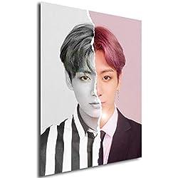 Instabuy Poster KPOP - BTS Love Yourself - Jungkook (Cartel 70x50)