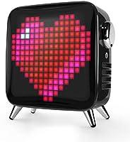 Divoom 6958444602530 Pixel Art Speakers - Black