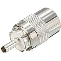sgerste UHF PL259conector macho Plug Solder RG8RG213LMR4007D-FB Cable