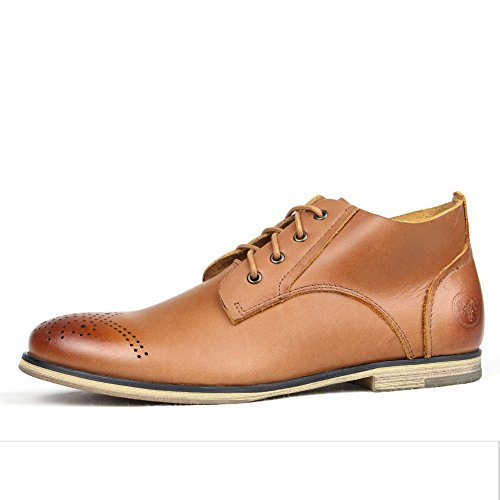 Martin stivali uomo Stivali in Inghilterra/ low-top sneakers a mano/Vintage-uomo