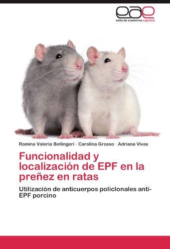 Funcionalidad y localización de EPF en la preñez en ratas: Utilización de anticuerpos policlonales anti-EPF porcino
